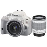 Special Price limited Canon EOS Kiss X7【Double lens kit 2】(white/Dejital single lens )Free shipping
