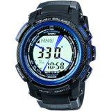Solar Wave Clock Protreck Black×Blue sereis PRW-2000Y-1JF Free shipping