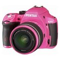 Special price Pentax K-50 lens kit ( Pink / digital single-lens ) FreeShipiing