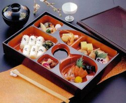 Photo1: Amaging japanese style dishup box Shoukadou nagate kokutenshu Freeshipping