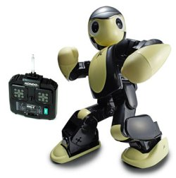 Photo1: Manoi PF01 Humanoid Robot (Assembled w/ Controller) Free shipping