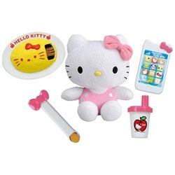 Photo1: Hallow Kity Mumble  Friend Pink Doll  Free Shipping